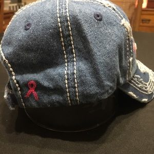 Accessories - Pink Ribbon Truckers Hat